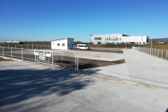 Parcare aeroport Timisoara